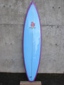 "06'11"" PLASTIC FANTASTIC 70's MINI-DIAMOND TAIL MODEL"