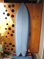 "06'02"" RYAN BURCH SQUID FISH MODEL"