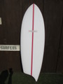 "05'10"" RYAN LOVELACE RABBIT FOOT"