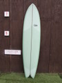 "07'09"" JON WEGENER LONG FISH MODEL"