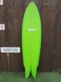"06'07"" RYAN LOVELACE EDGE BOARD TWIN FISH MODEL"