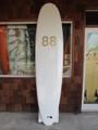 """08'00"""" 88 SURFBOARDS THURUSTER MODEL"""