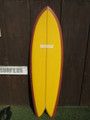"05'10"" RYAN LOVELACE RETRO KEEL FISH MODEL"