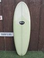 "06'04"" MICAH WOOD GYPSY MODEL"