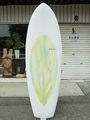 "06'01"" RYAN LOVELACE TRILOBITE MODEL"