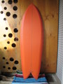 "05'06"" RYAN BURCH SQUID FISH MODEL"