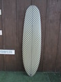 "07'03"" THE SUN SURFBOARDS by WOODIN BIG PINTAIL MODEL"