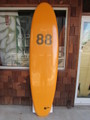 "07'00"" 88 SURFBOARDS THURUSTER MODEL"