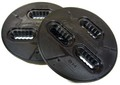FLUX 3H ロータリープレート Black