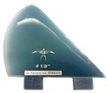 DONALD TAKAYAMA DESIGNS HALO SIDE FIN  4 1/8 T.BLUE