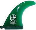 ISLAND FIN DESIGN GENKI Pro Tour Model 6.5 Green