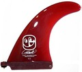 ISLAND FIN DESIGN GENKI Pro Tour Model 6.5 Red