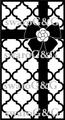 モロッカン・プレゼントリボン白×黒