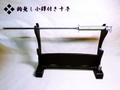 ◆ 鉤なし 小鐔付き十手  ◆ 六角棒・丸棒