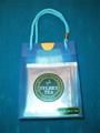 リーフお試しセット:リーフ水出しパック×4、リーフ4g×2、ティーバッグ×3(個別包装):アイバッグ(中:ブルー)入り