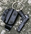 Blade-Tech MINI 1911 KEY CHAINS W/ HOLSTER