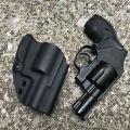 G-Code  S&W Jフレーム Revolver Kydex Holster No Shirt Guard