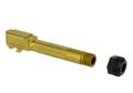 GunsModify マルイG19用(SAI/GD)ボックスフルートバレル(14mm逆)