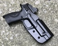 Blade Tech M&P9 5inch Holster Tek-Lok Black