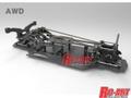 ART0021 RX-14J JAGER4 AWD ブラック RC-ART