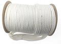 三つ打ち 目盛り付き ロープ 6mm 100M ボビン巻