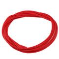 絶縁破壊電圧 1.5KV以上  シリコンガラスチューブ (赤) 内径3mm 1M品 10本入り