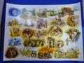 絵で見る聖書年表 ポスター  N84-1