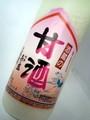 信州銘醸|酒蔵の甘酒900ml