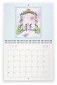 2018 シンデレラ Large カレンダー
