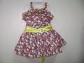 手作りワンピースドレス F24