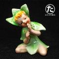 可愛い妖精 磁器人形 1920-30年代輸出品