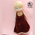 オールビスク人形 ジョインテッド・タイプ 1920-30年代の輸出品