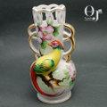 レア!極楽鳥の花瓶  オキュパイドジャパン