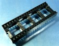 Ti ICソケット(40ピン/2.54mmピッチ) [10個組]