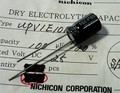 ニチコン コンデンサ(PV) 25V 100μF 105℃ [8個組]