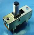 スライドスイッチ (AC125V・1A/2回路/ON-ON) [5個組]