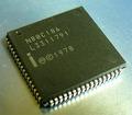 Intel N80C186(i80186) 16bit CPU