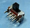 小型スライドスイッチ (2回路/ON-ON) [10個組]