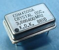KDK COM4500A 3.6864MHz OSC クリスタルオシレータ