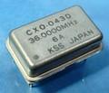 KSS CXO-043D 36MHz OSC クリスタルオシレータ