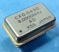 KSS CXO-043D 8MHz OSC クリスタルオシレータ