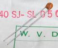 KCK HE40SJ セラミックコンデンサ(50V/5pF/±0.25pF)[20個組]