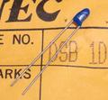 NEC DSB 1D474M タンタルコンデンサ (20V/0.47μF) [10個組]