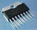 NEC uPC1241H (7W・AFパワーアンプIC)