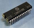三洋 LM6416E (NMOS 4bit CPU・MPU) [2個組]