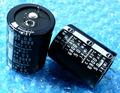 ニチコン コンデンサ LR(M) 50V 6800μF [2個組]