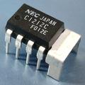 NEC uPC1212C [4個組]