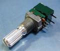 ALPS ボリューム(可変抵抗) B50KΩ・スイッチ付・側面 [2個組]