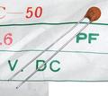 KCK FC-50 セラミックコンデンサ(50V/0.6pF/±0.25pF)[20個組]