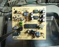 ビデオ信号 - RGB(15KHz) 変換基盤